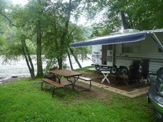 Photo of French Broad River Campground Asheville