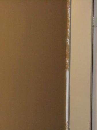 Econo Lodge Inn & Suites Drumheller: sloppy painting - 1