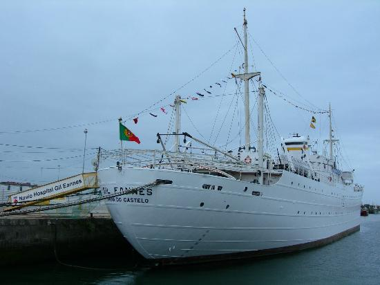 Navio Gil Eannes