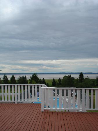 Pool - Picture of Hopewell Rocks Motel and Country Inn, Hopewell Cape