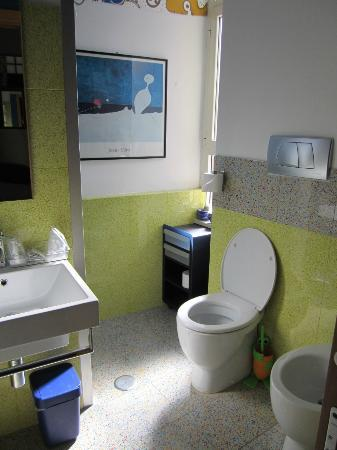 Alle Fornaci a San Pietro: En-suite bathroom