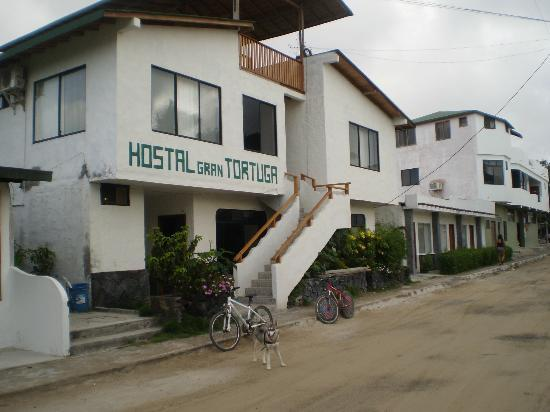 Puerto Villamil, Ekwador: HOSTAL LA GRAN TORTUGA