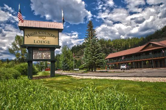 Photo of High Country Lodge Pagosa Springs