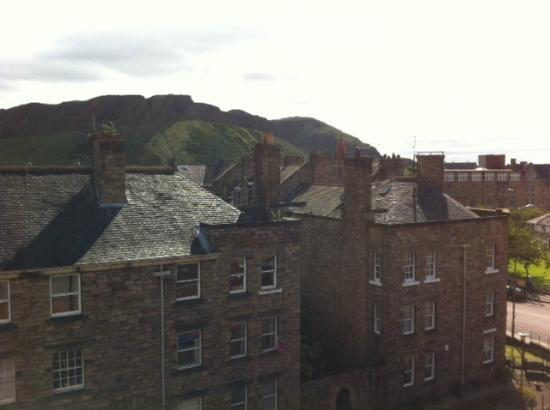 Kenneth Mackenzie: View from my room
