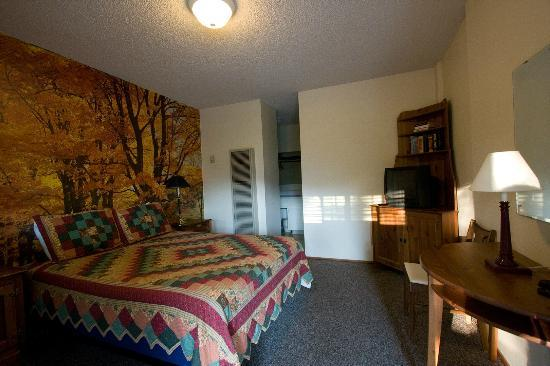 ‪‪Sequoia Motel in Three Rivers‬: Sequoia Motel room‬