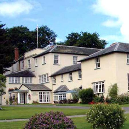 BEST WESTERN Lord Haldon Country House Hotel