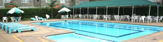 Sportsview Hotel: Swimming pool