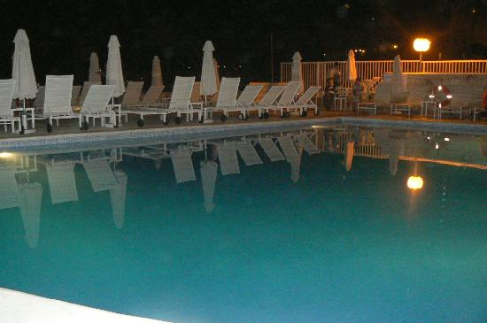 Swimming Pool At Night Picture Of Be Live Adults Only Marivent Cala Major Tripadvisor