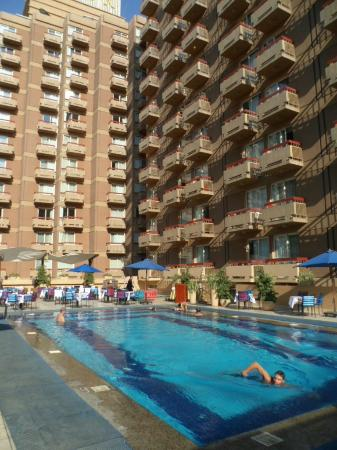 Safir Hotel Cairo: The pool