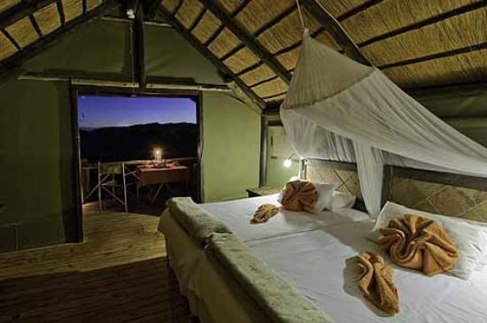 Wilderness Safaris Kulala Desert Lodge