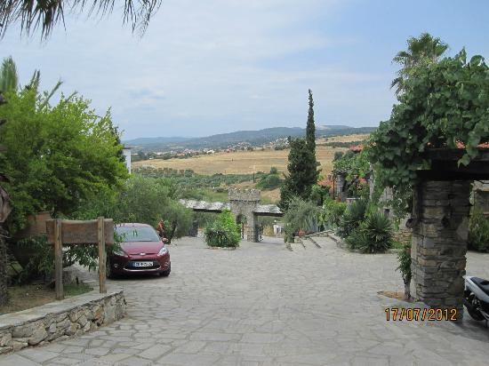 Geranion Village: Aussenanalge
