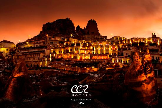 Cappadocia Cave Resort & Spa
