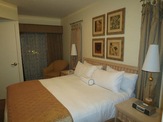 Bedroom Picture Of Polo Towers Suites Las Vegas
