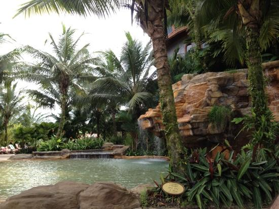 The Springs Resort and Spa at Arenal: wow!