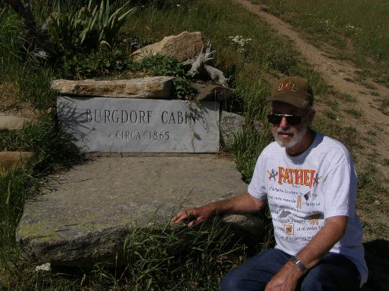 Burgdorf Hot Springs: The founder of Burgdorf