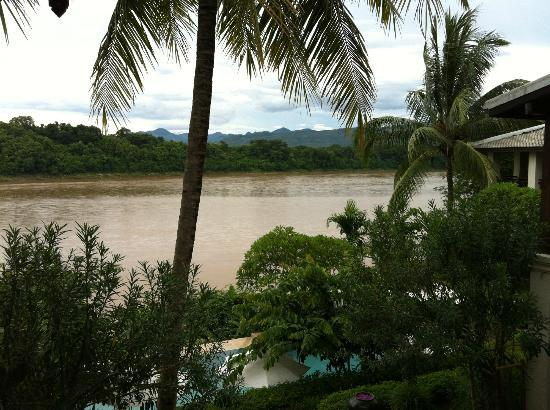 Mekong Estate: River views