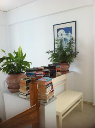 Hotel Matina: great books