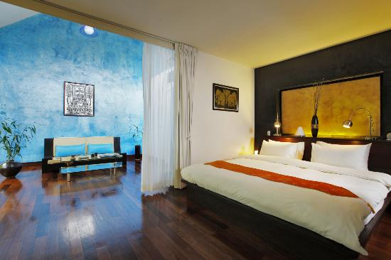 Heritage Suites Hotel Relais & Chateaux: Book a Bungalow Suite and enjoy the space and privacy