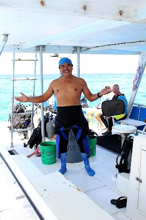 Scuba Club Cozumel: Awesome DM