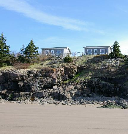 Beach Front Cottages Grand Manan New Brunswick