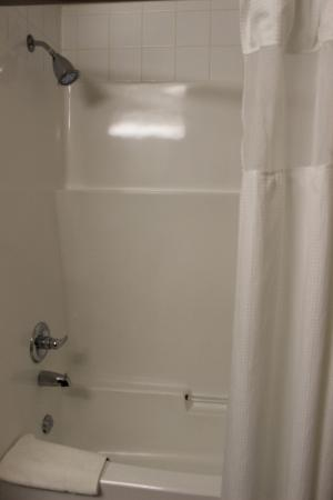 Comfort Inn &amp; Suites: large bathroom