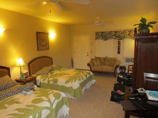 Island Goode's: Our room!