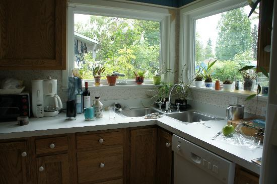 City Garden Bed & Breakfast: Kitchen