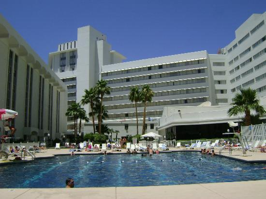 Riviera hotel and casino pool