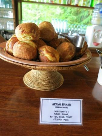 Bunaken Cha Cha Nature Resort: tea time
