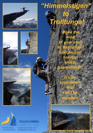 Himmelstigen to Trolltunga Day Tour