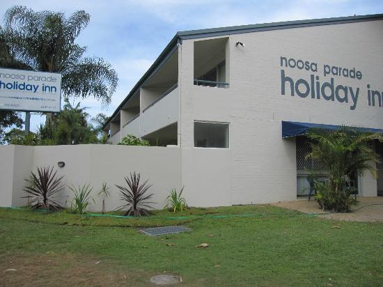 Noosa Parade Holiday Inn: hotel