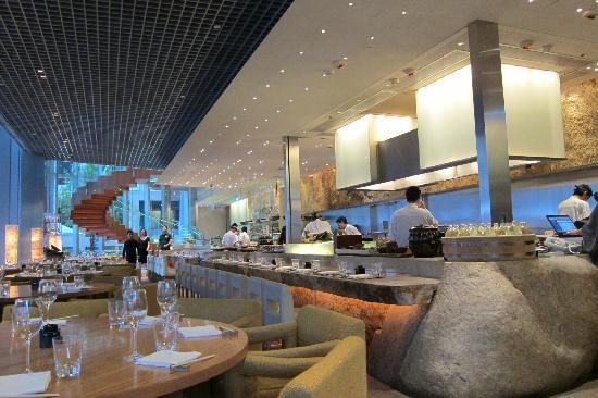 Open Kitchen Picture Of Zuma Hong Kong Tripadvisor