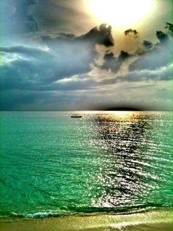 White Sands Negril: HDR Sunset