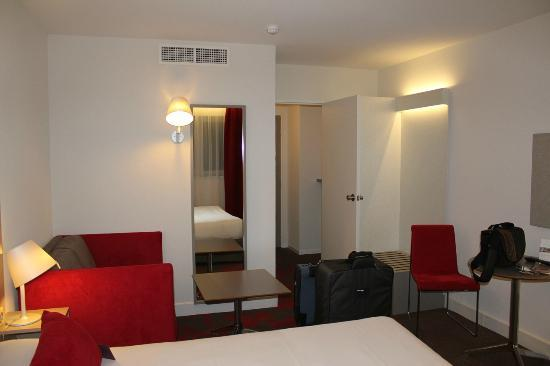 Mercure Tours Nord: King Room