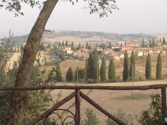 Agriturismo la Casellina: Veduta dall&#39;appartamento