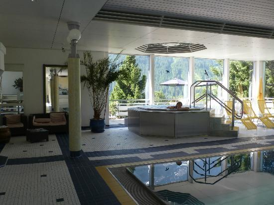 Parkhotel Schoenegg: jacuzzi