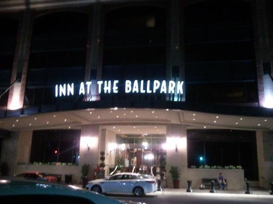 Inn at the Ballpark: Inn at the Ball Park