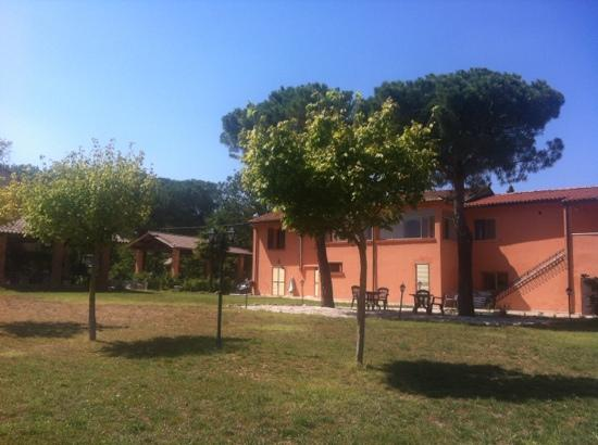 Agriturismo Lanterna Rossa: appartamenti