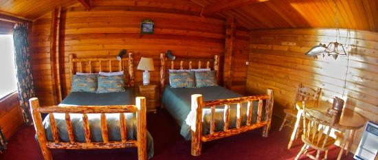 Iliamna, AK: The rooms