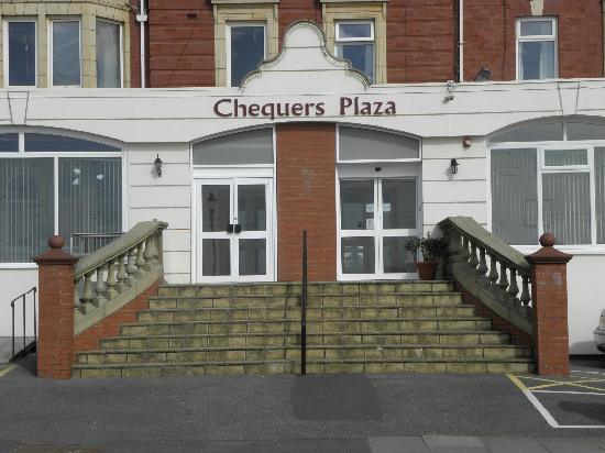 Photo of Chequers Plaza Hotel Blackpool