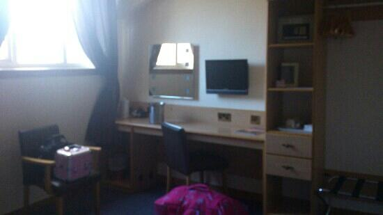 Devoncove Hotel Glasgow: my room was clean