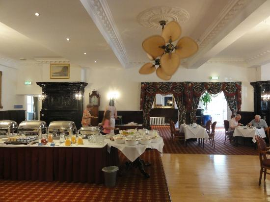 Breakfast Area Picture Of The Hermitage Hotel Bournemouth Bournemouth Tripadvisor