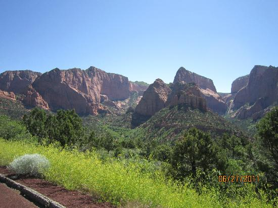 Kolob Canyons: This Would Make a Nice Picture