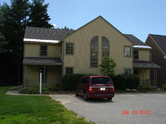 Crotched Mountain Resort & Spa: Our condo