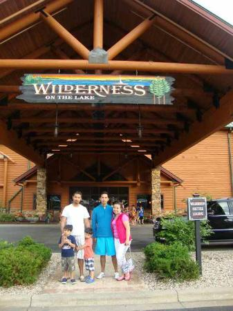 Resort Picture Of Wilderness On The Lake Wisconsin