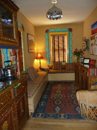 El Paradero Bed and Breakfast Inn: Coffee/tea and afternoon tea