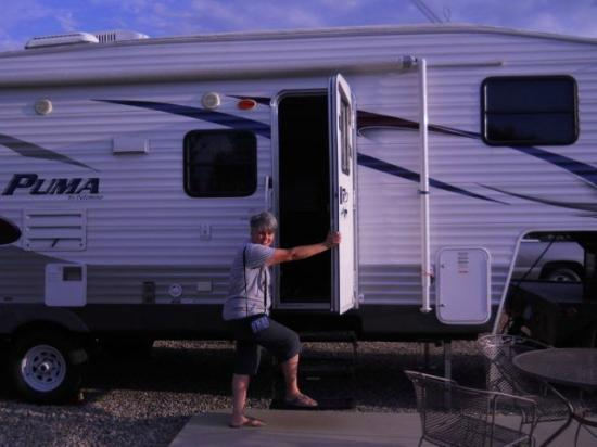 Lazydays RV Campground: The family was happy here :)