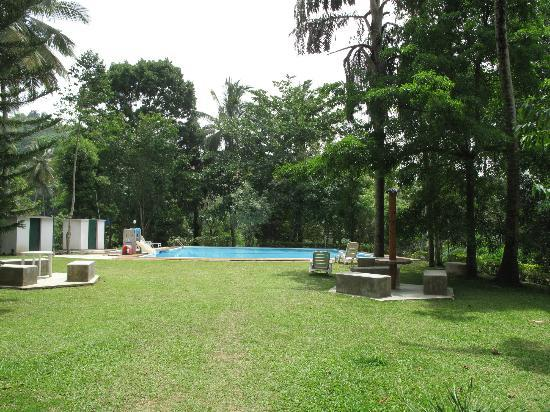 The Mansion: pool