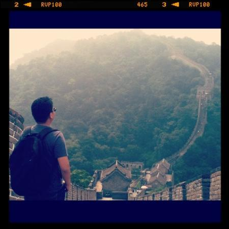 Beijing Region, Chine : mutianyu great wall 