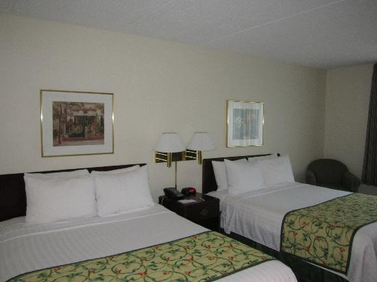 Fairfield Inn Greenville-Spartanburg Airport: Room